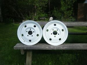 Two new Trailor wheels