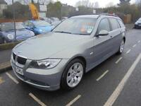 BMW 325 2.5 AUTOMATIC, 27800 MILES, ,PANROOF, 1 OWNER FROM NEW,2006