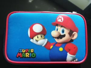 Pochette pour 3DS avec rangement Super Mario