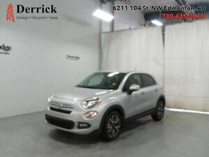 2016 Fiat 500X   Power Group A/C Htd Front Seats/Steering Wheel