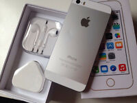 iPhone 5s 16gb silver ( t-mobile orange virgin EE )