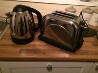 Kettle & toaster set