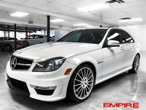 Mercedes-Benz Classe-C C63 AMG P31 PACKAGE 481HP 2012