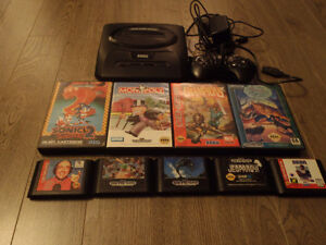 Sega Genesis/Dreamcast systems with Games!!