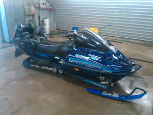 1997 skidoo grand touring SE parts sled
