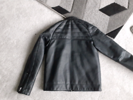 12yrs Leather Jacket