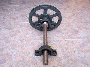 V-Belt Steel Pulley