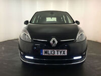 2013 RENAULT G SCENIC D'QUE TT DCI ENERGY 7 SEAT 1 OWNER SERVICE HISTORY FINANCE
