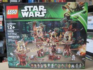 Lego set 10236 Star Wars Village Ewok, boite neuve et scellée