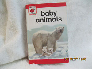 BABY ANIMALS    LADYBIRD  LEADERS