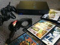 PS2 Games/2 controllers