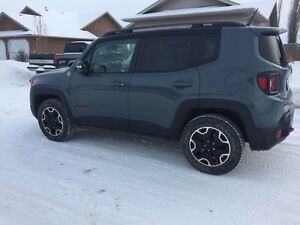 Jeep TrailHawk Renegade