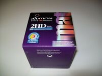 Imation Brand 1.44mb 2 HD diskettes - 24 new