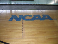 UNIVERSITY OF MARYLAND TERRAPINS  '02 NCAA CHAMP BB COURT 4 SALE