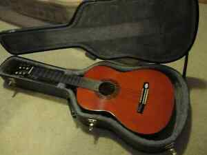 Valencia Classical Guitar and Hardshell Case