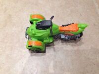 Teenage mutant ninja turtles bike.