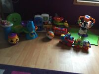 Great toys for little ones in perfect condition !!!