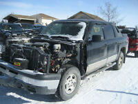 2002 -2004 CHEV AVALANCHE FOR PARTS