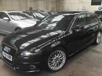 2011 Audi A4 Avant 3.0 TDI S Line Quattro 5dr