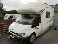Auto Sleeper Windsor 4 berth Automatic Motorhome for sale