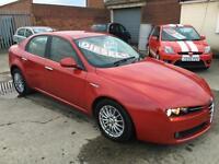 Alfa Romeo 159 1.9JTDM 16v Turismo 2006 Only 76K & 12 Months Mot