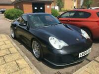 2004 Porsche 911 Turbo (996) 3.6 Tip X50