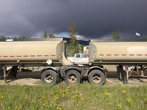 Superb Tanker Trailers
