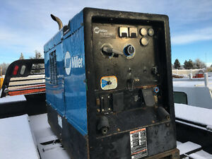 Miller Big Blue 400P welder