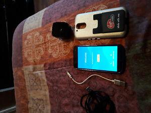 Motorola G4 plus with Virgin