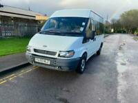 FORD TRANSIT 300 MWB, DIRECT COUNCIL, WITH SERVICE PRINTOUT and 12 Month MOT