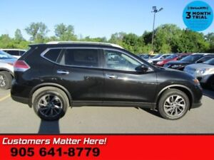 2016 Nissan Rogue SL Premium  AWD  LD CW BS NAV LEATH PANO-ROOF