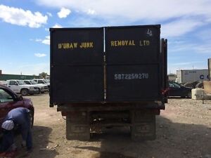 Draw junk removal services