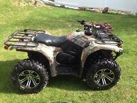 Yamaha Kodiak 450 2011