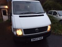 Volkswagen lt35 flat back or recovery