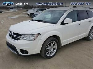2011 Dodge Journey R/T AWD  - one owner - local - trade-in - sk