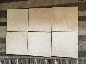 "Ceramic tiles 4"" x4"""