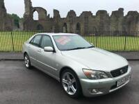 2003 (53) Lexus IS 200 2.0 auto SE ** Automatic **Cheap Car