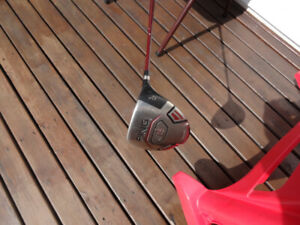 Ping G 15 Titanium Driver Stiff shaft 12 degree loft Right Hande