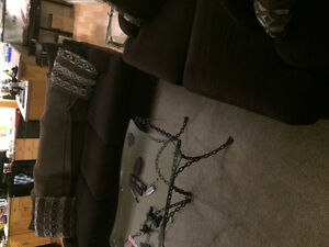 Couch and love seat. Stratford Kitchener Area image 4