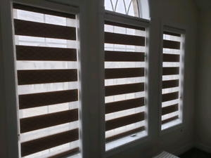 ZEBRA BLINDS, SHUTTERS AND SHADES