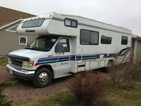30 foot Motorhome- Great Condition!