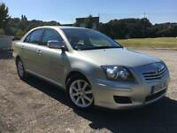 2006 56 Toyota Avensis 1.8 VVT-i T3-S Manual Silver metallic, Genuine 70k