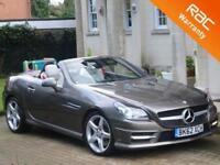 2012 Mercedes-Benz SLK 2.1 SLK250 CDI BlueEFFICIENCY AMG Sport 7G-Tronic