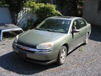 2005 Chevrolet Malibu LS V6