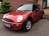 Mini 1.6 One Seven, 2006/55, 62000 Miles, **FINANCE AVAILABLE**