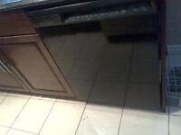 Black Dishwasher-Frigidaire