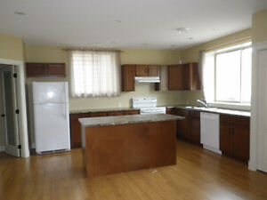 2 bedroom rental walk out suite