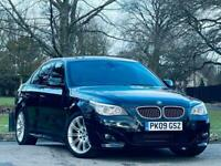 2009 BMW 5 Series 3.0 525i M Sport 4dr Saloon Petrol Manual