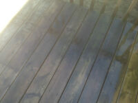 PROFESSIONAL FENCE AND DECK CLEANING/ STAINING