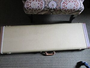 Fender  tweed Bass Case Mint